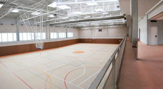 Lloret de Mar - Sporthalle CEIP Pompeu Fabra (Costa Brava)